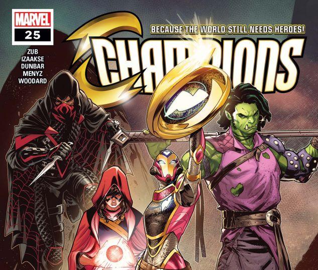 Champions (2016) #25