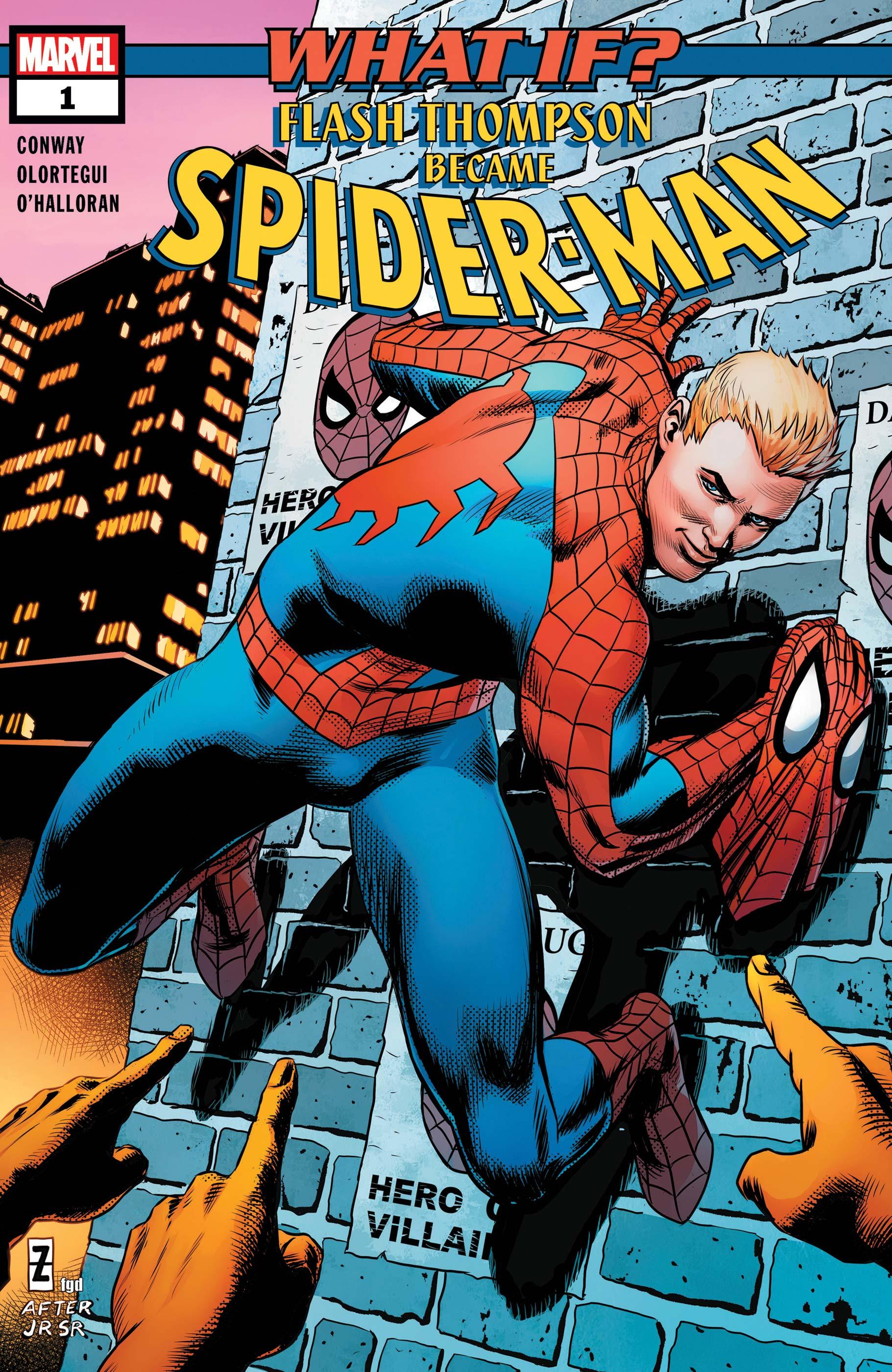 What If? Spider-Man (2018) #1