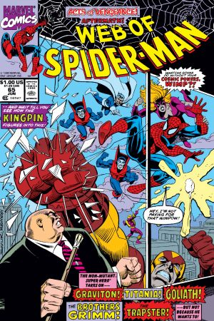 Web of Spider-Man #65