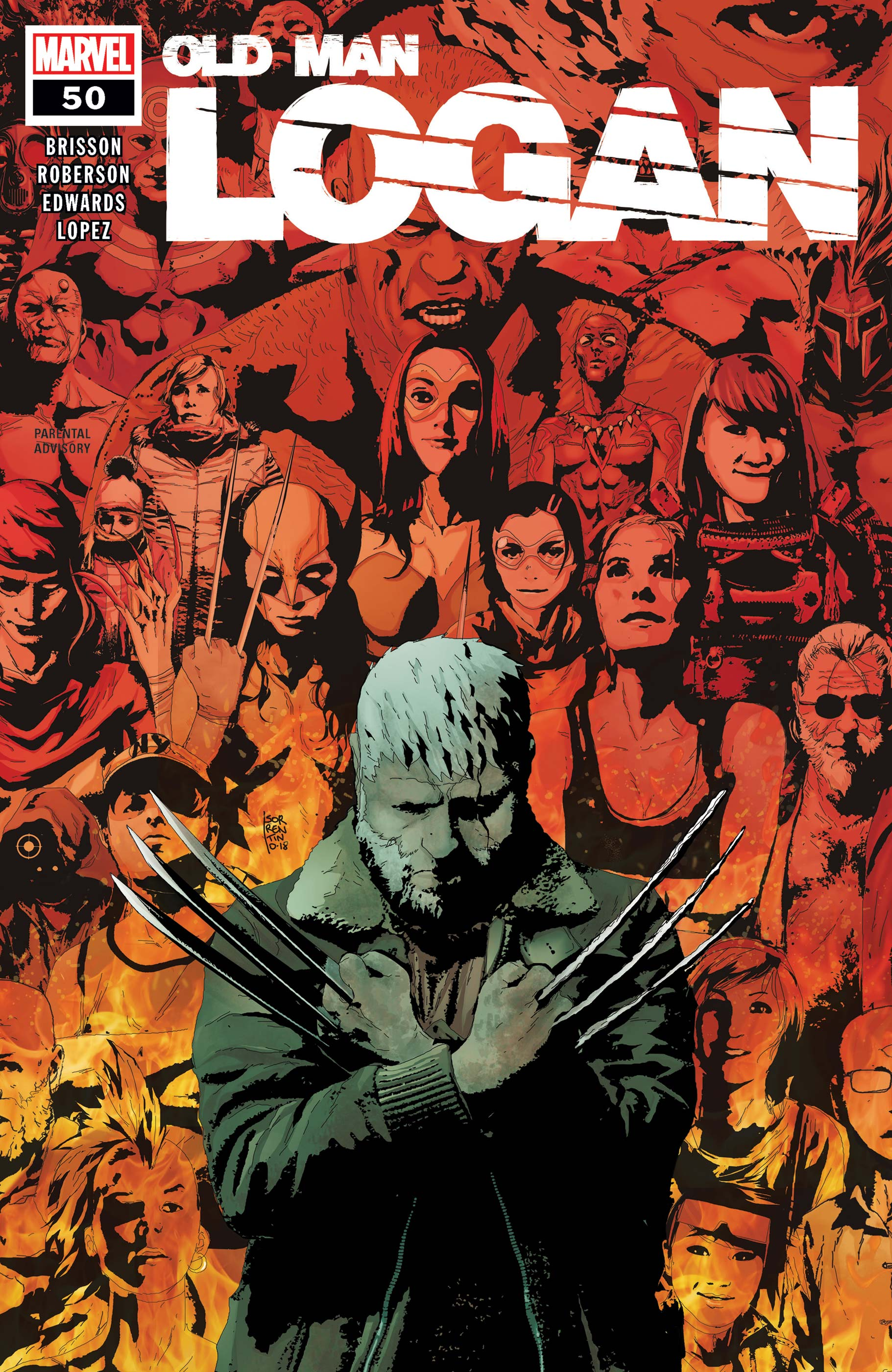 Old Man Logan (2016) #50