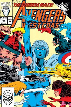 West Coast Avengers #96