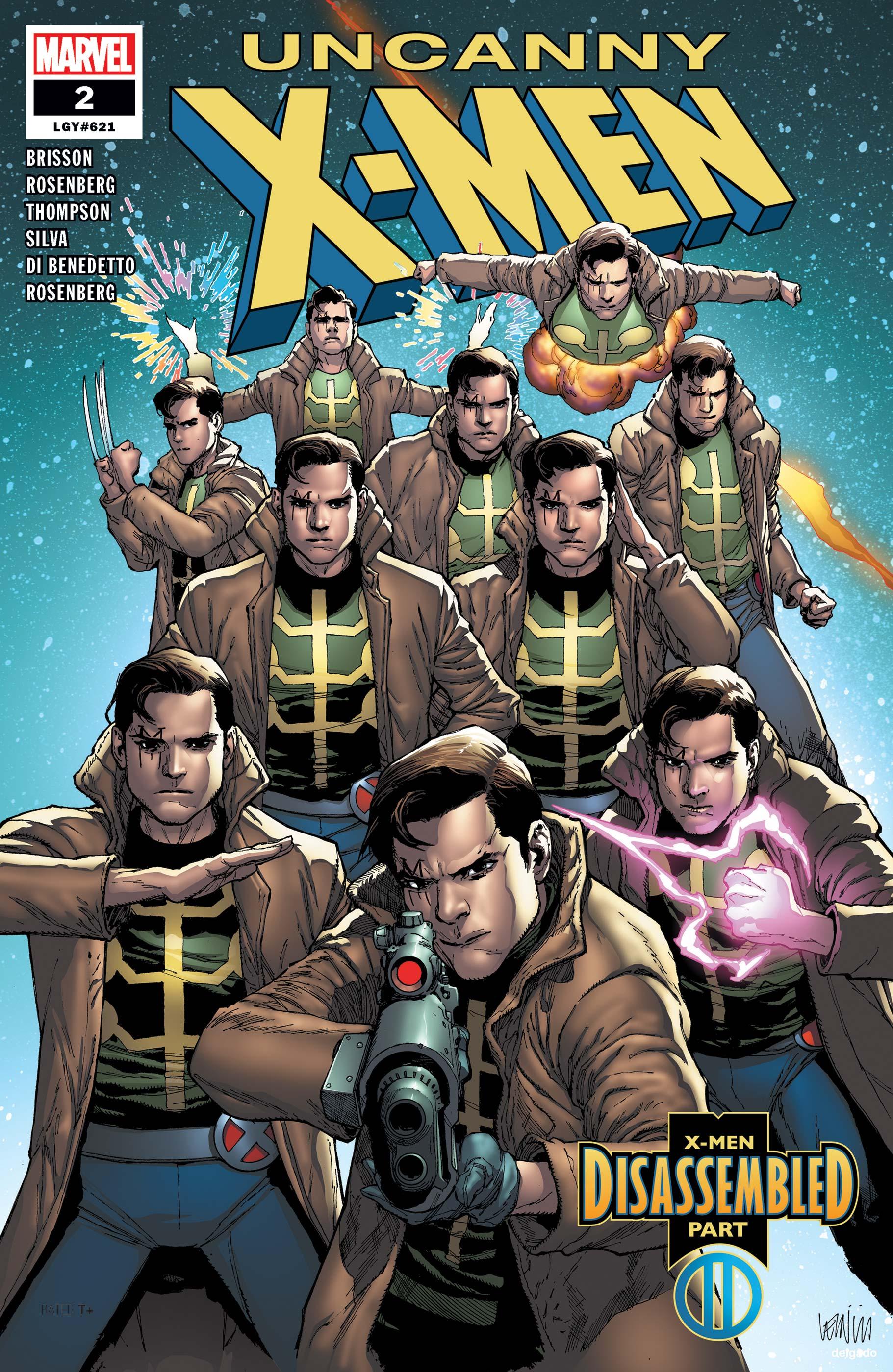 Uncanny X-Men (2018) #2