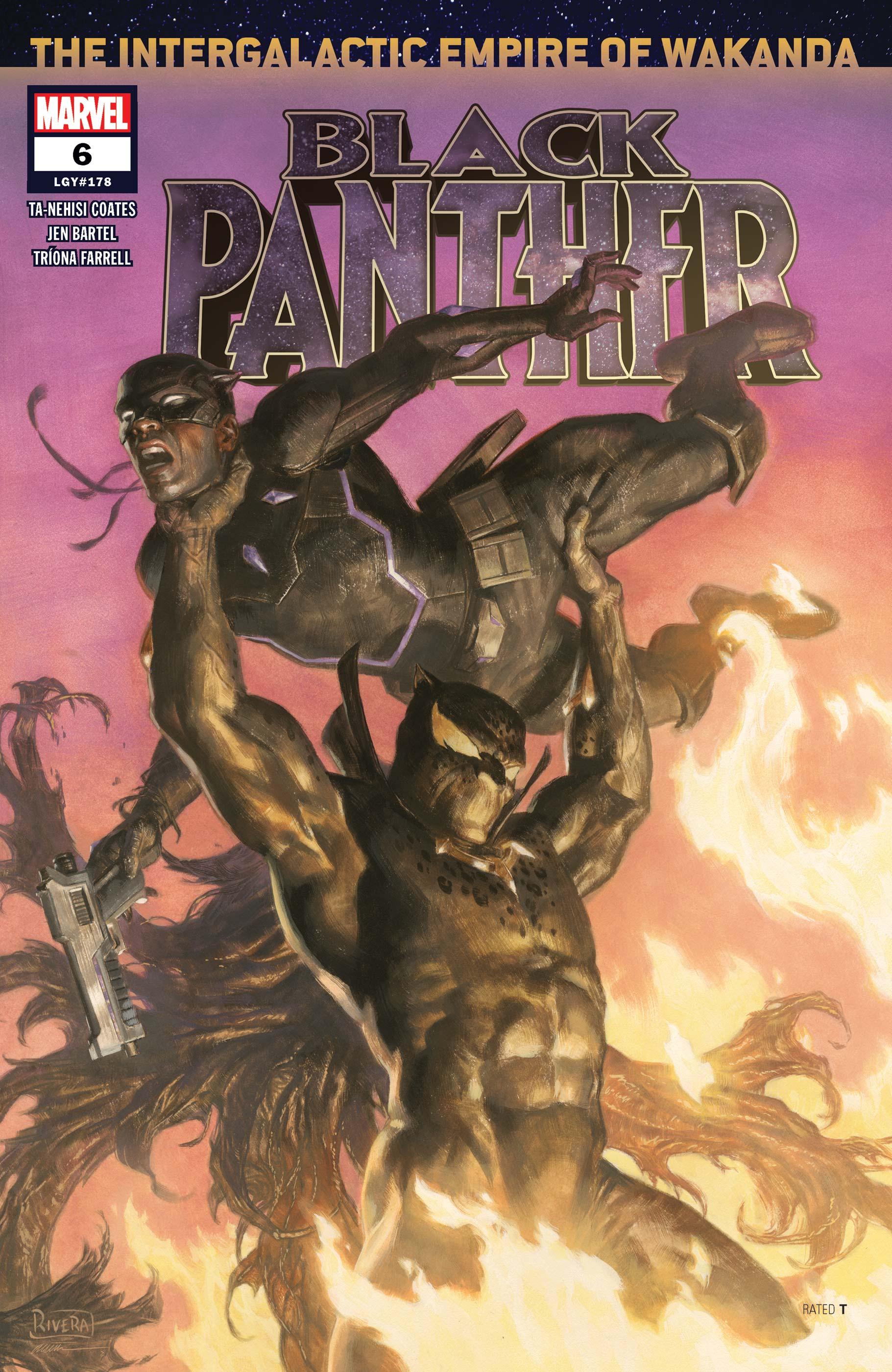 Black Panther (2018) #6
