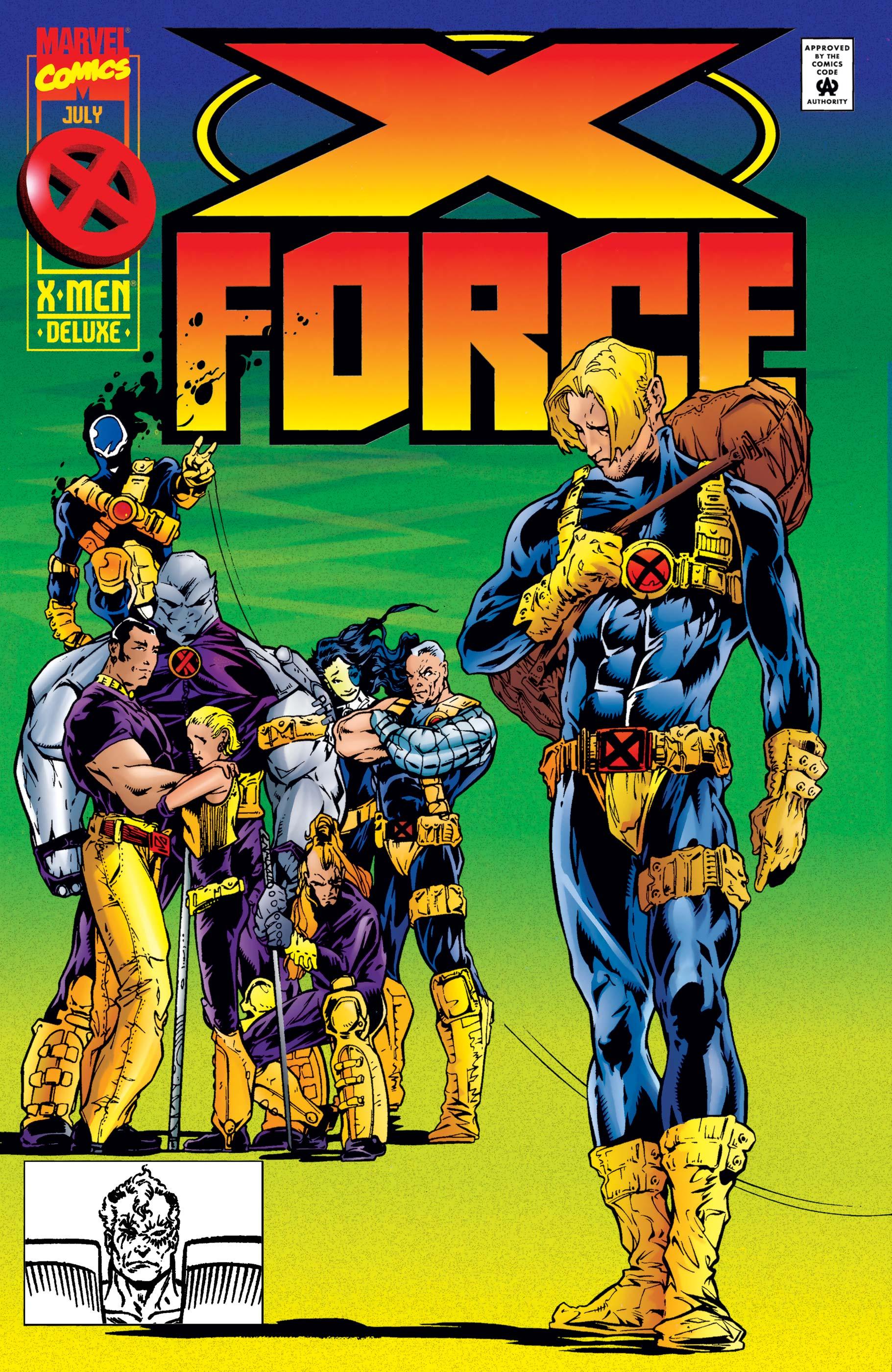X-Force (1991) #44