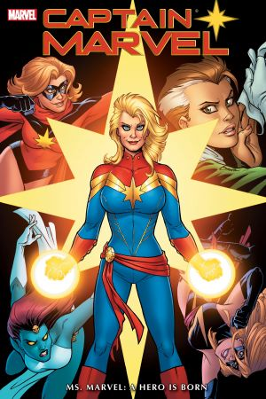 Captain Marvel: Ms. Marvel - A Hero Is Born (2019)