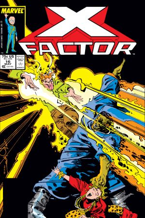 X-Factor #16