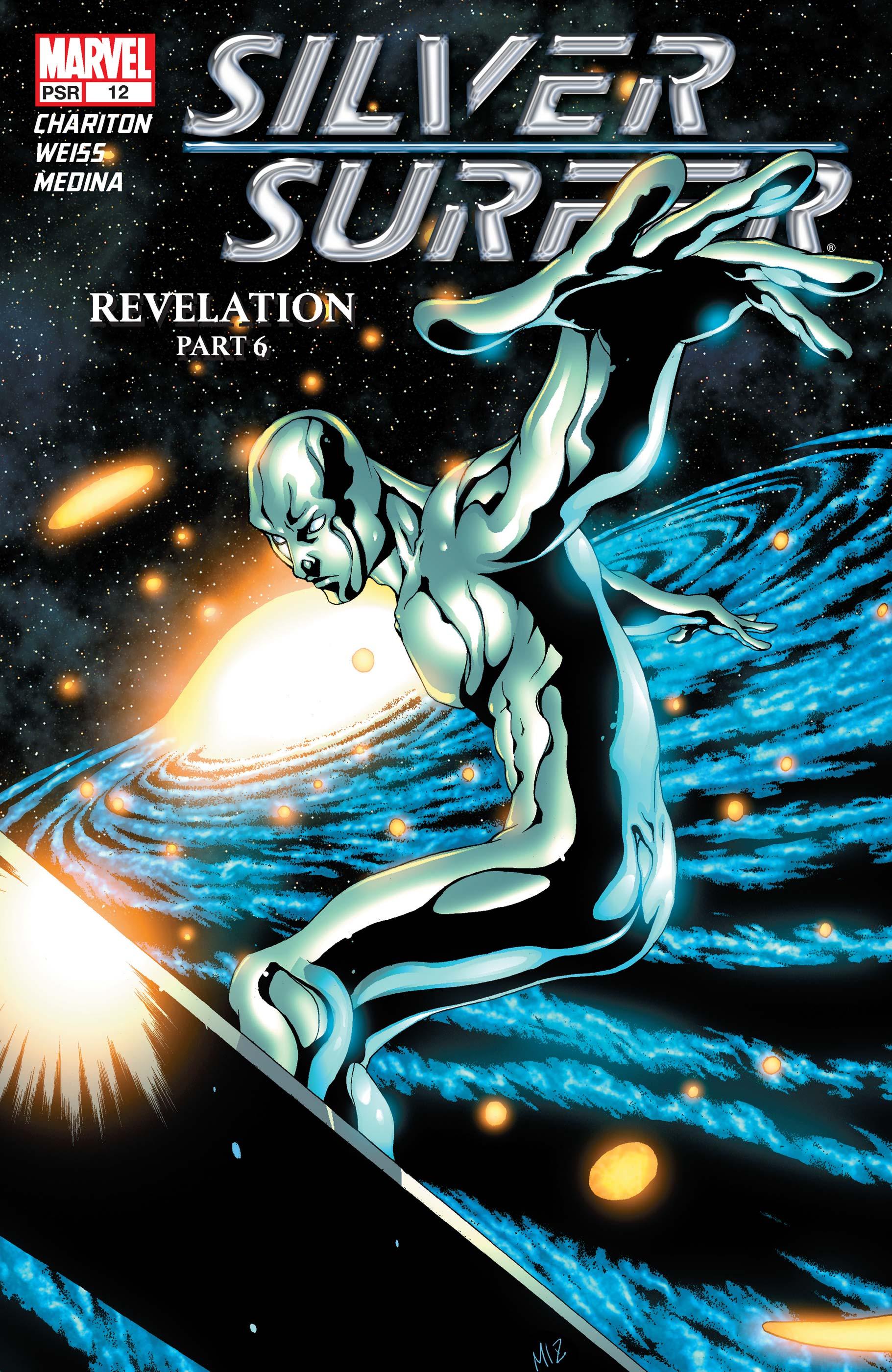 Silver Surfer (2003) #12