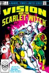 VISION AND THE SCARLET WITCH (1982) #2