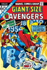 Giant-Size Avengers (1974) #3 cover