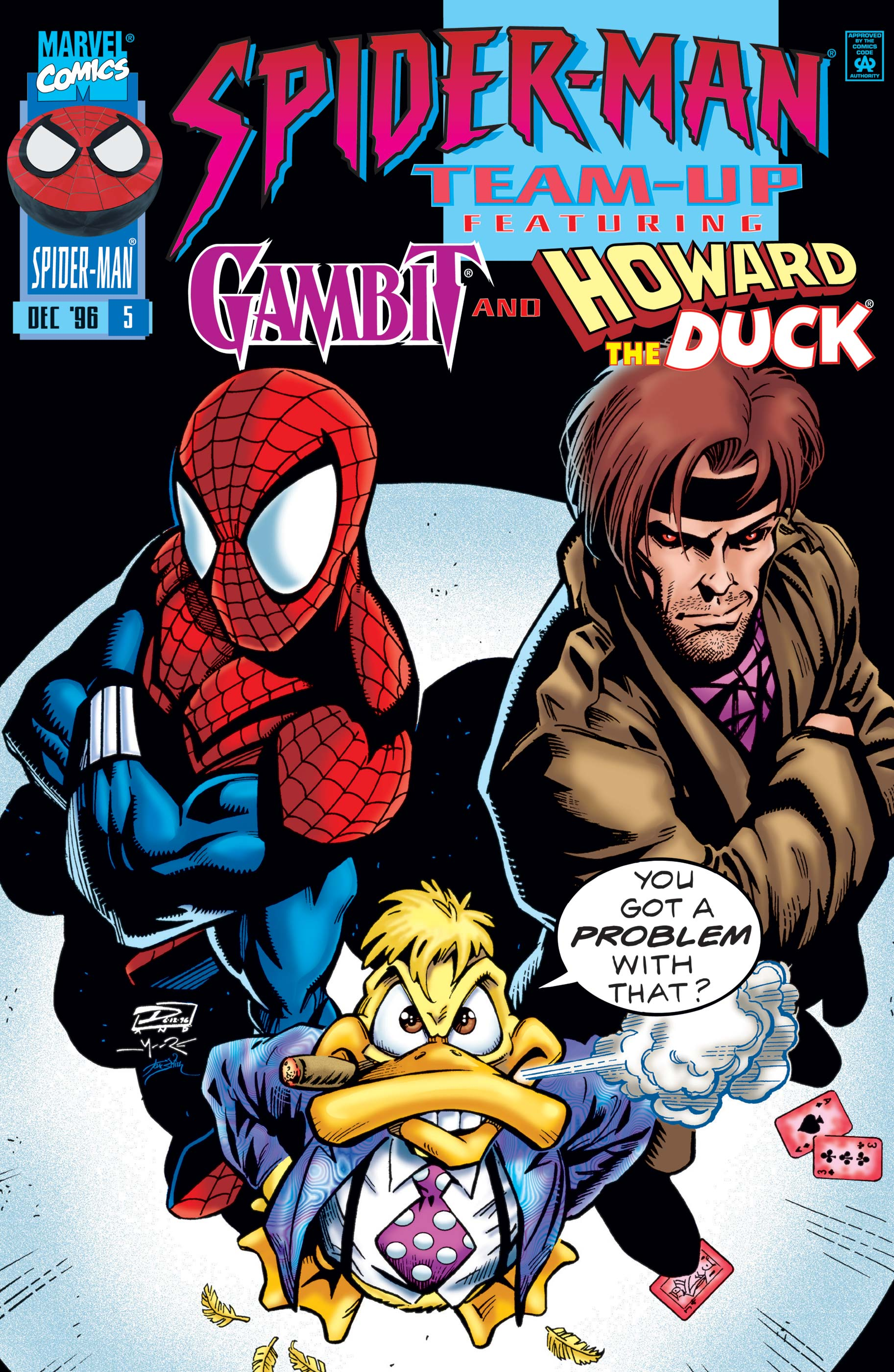 Spider-Man Team-Up (1995) #5