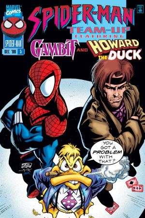 Spider-Man Team-Up #5