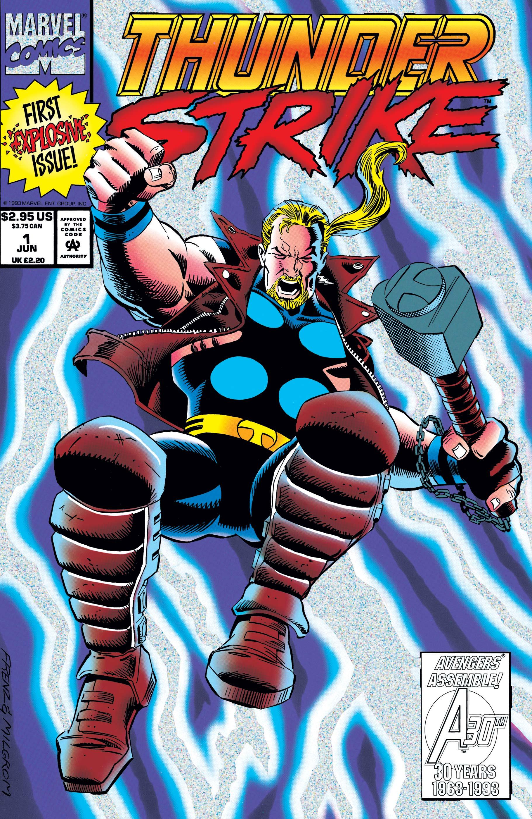 Thunderstrike (1993) #1
