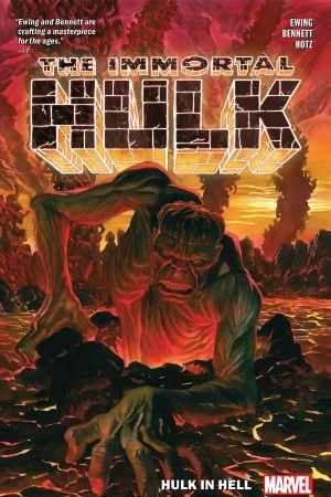Immortal Hulk Vol. 3: Hulk In Hell (Trade Paperback)