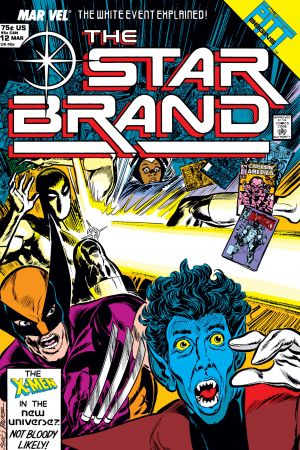 Star Brand (1986) #12