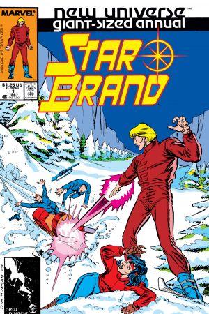 Star Brand Annual (1987) #1