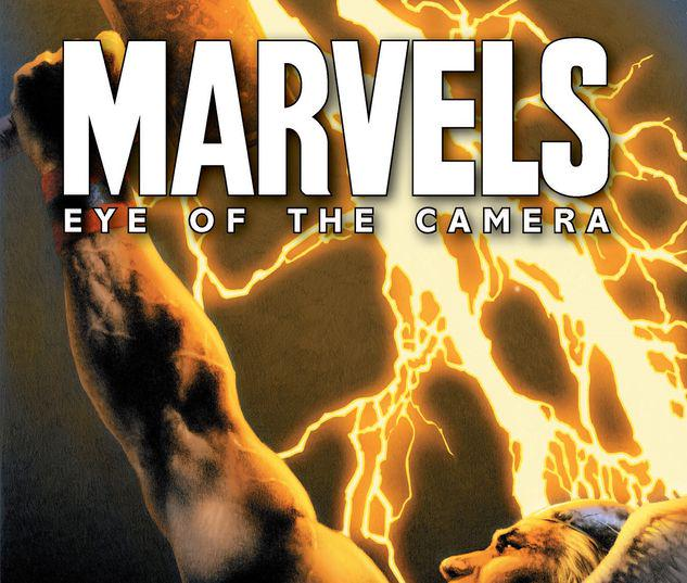 MARVELS: EYE OF THE CAMERA TPB #1