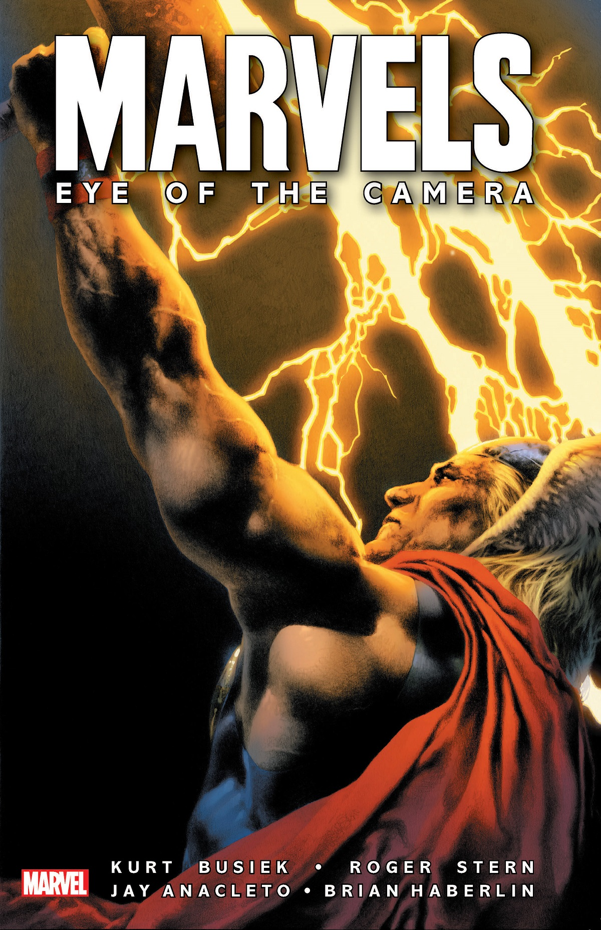 Marvels: Eye Of The Camera (Trade Paperback)
