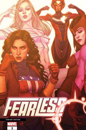 Fearless (2019) #1 (Variant)