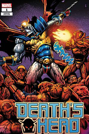 Death's Head (2019) #1 (Variant)
