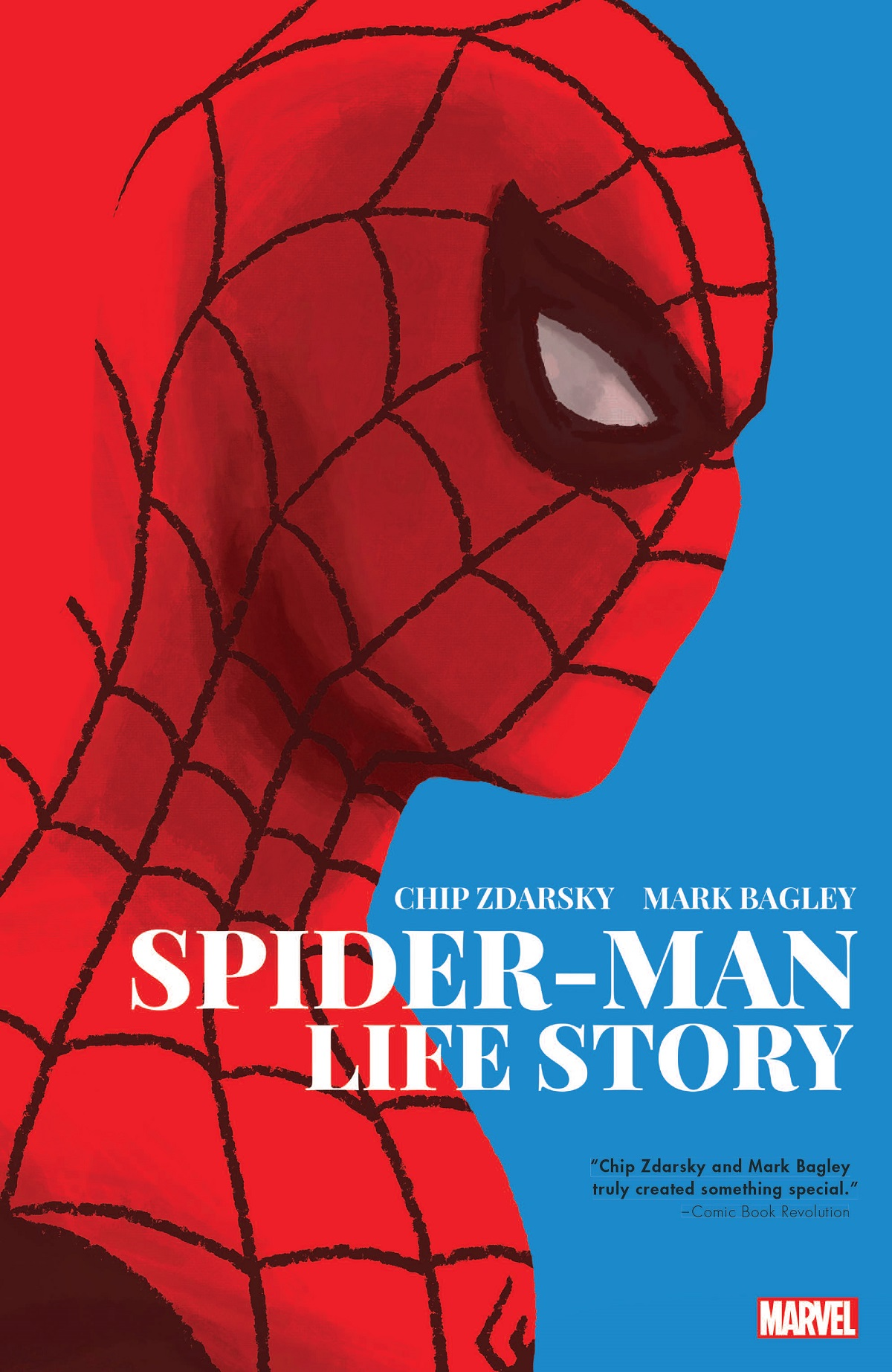 Spider-Man: Life Story (Trade Paperback)