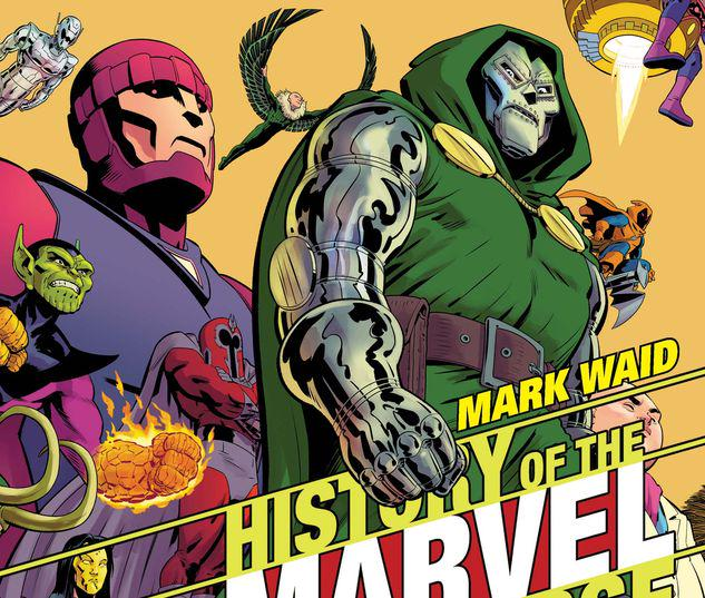 History of the Marvel Universe #5