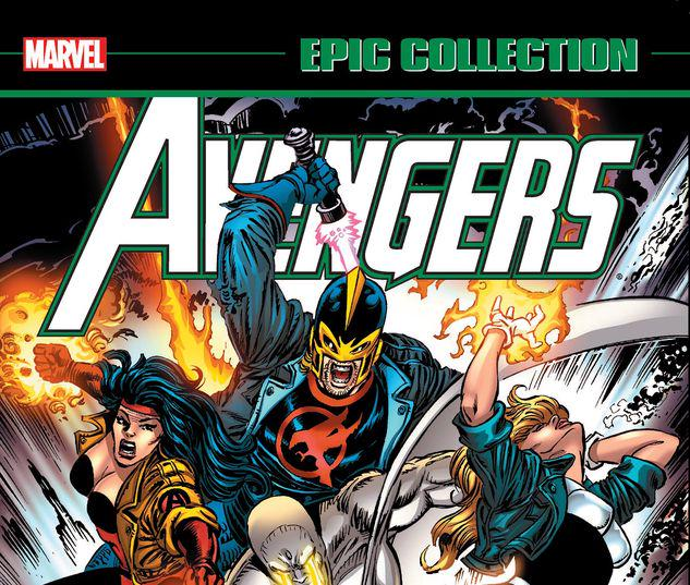 AVENGERS EPIC COLLECTION: THE GATHERERS STRIKE! TPB #1