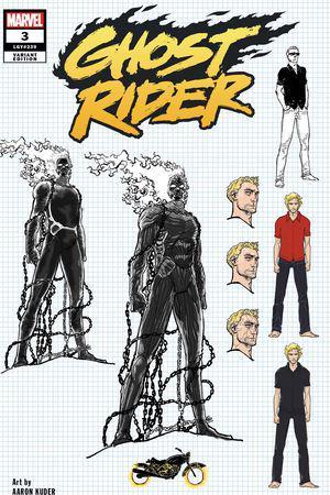 Ghost Rider (2019) #3 (Variant)