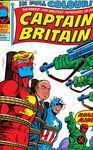 Captain Britain #23
