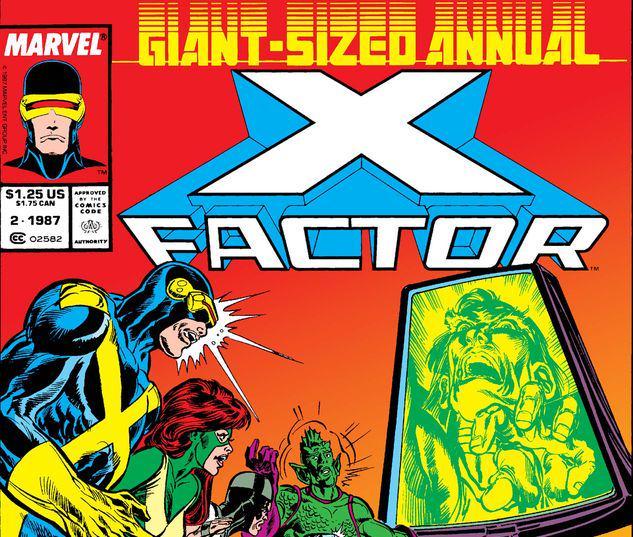 X-Factor Annual #2