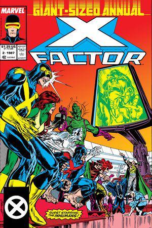 X-Factor Annual (1986) #2