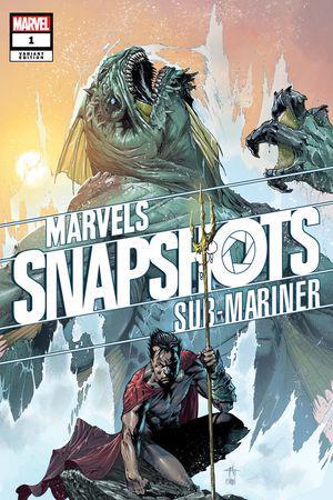 Sub-Mariner: Marvels Snapshots (2020) #1 (Variant)