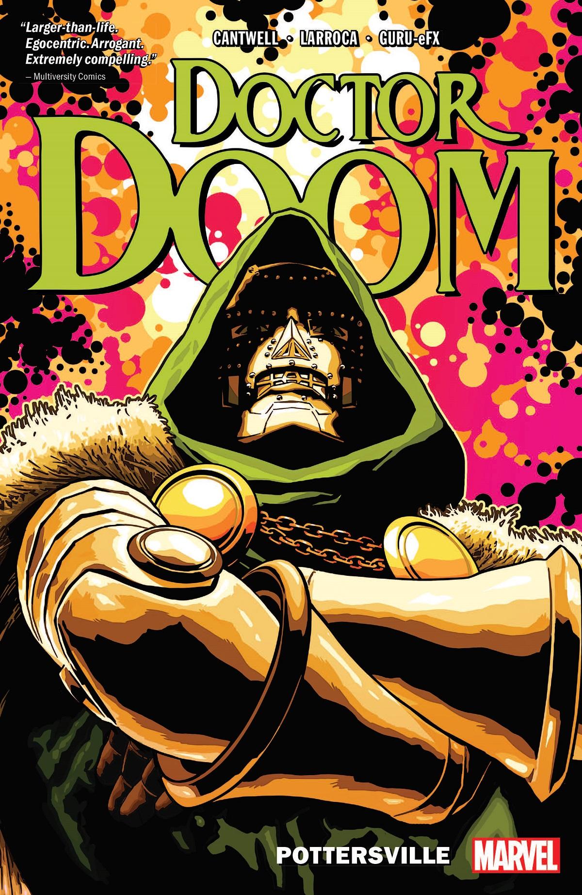 Doctor Doom Vol. 1: Pottersville (Trade Paperback)
