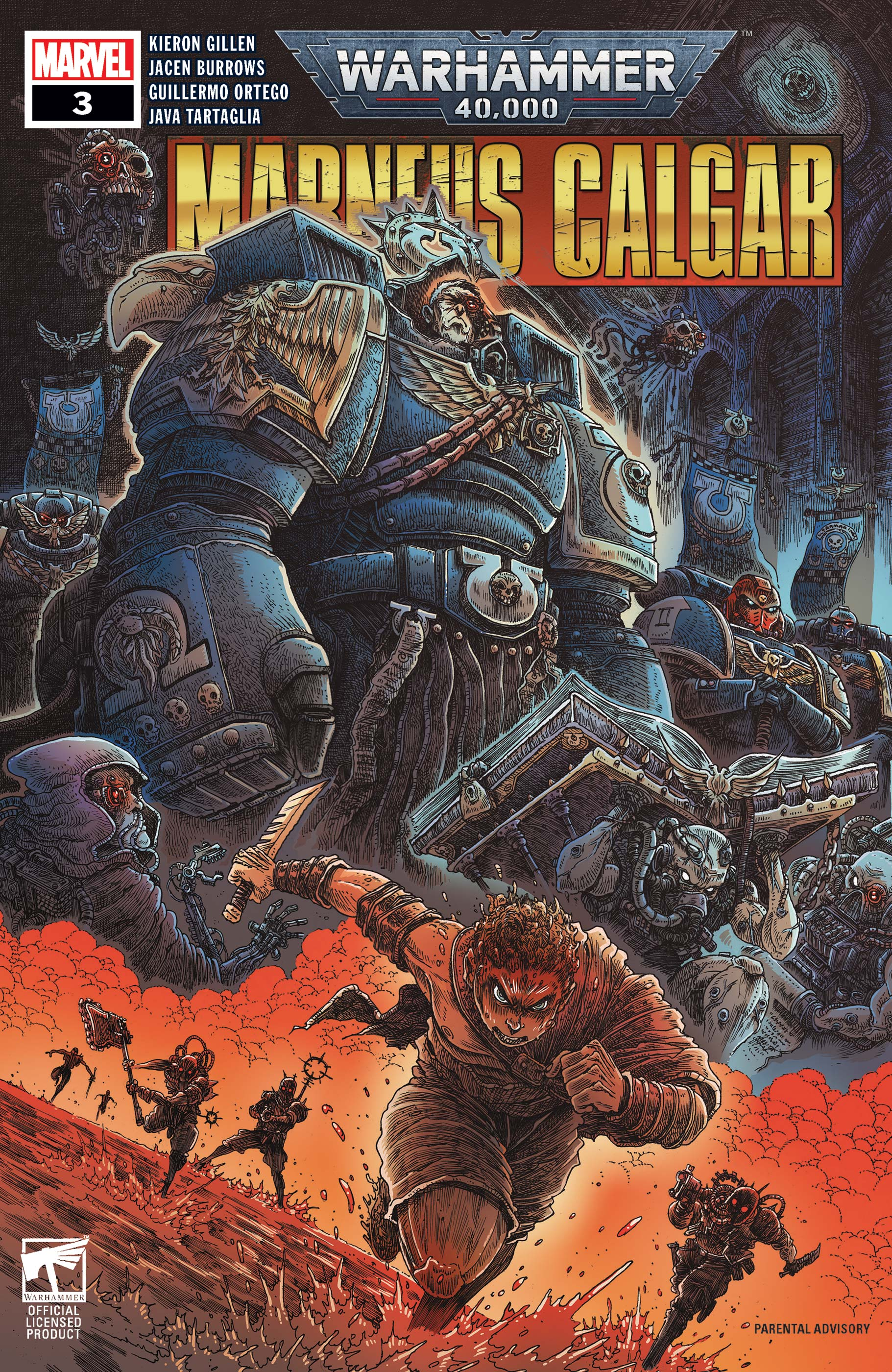 Warhammer 40,000: Marneus Calgar (2020) #3