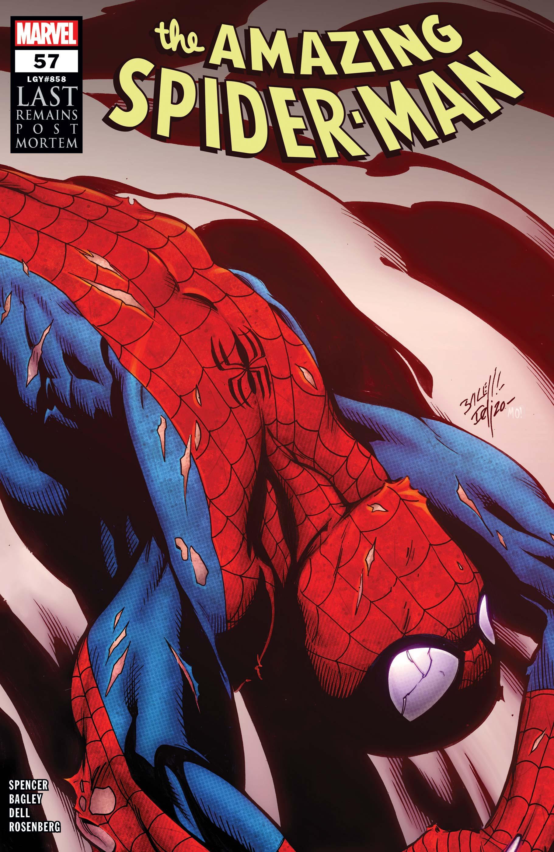 The Amazing Spider-Man (2018) #57