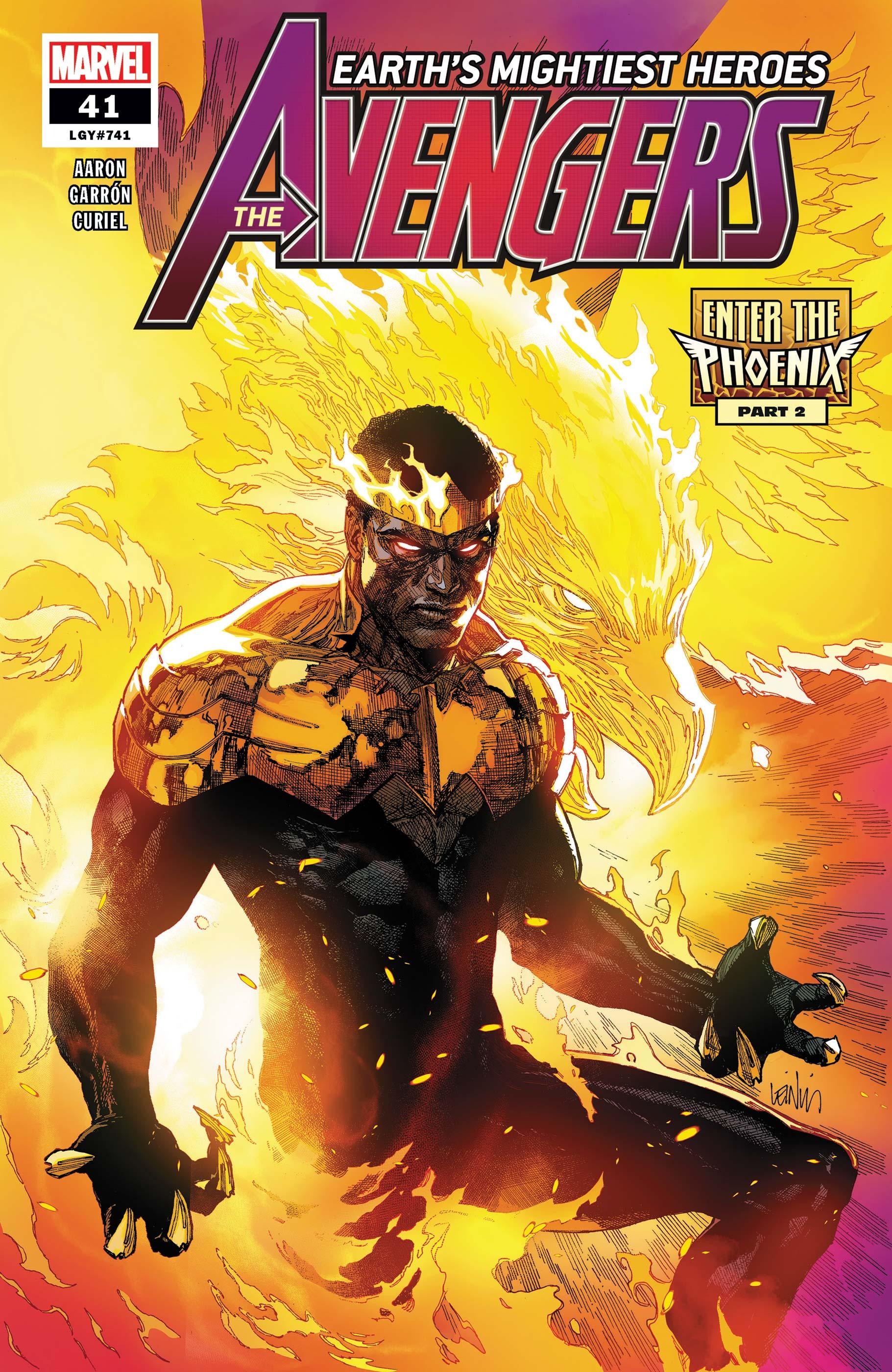 Avengers (2018) #41