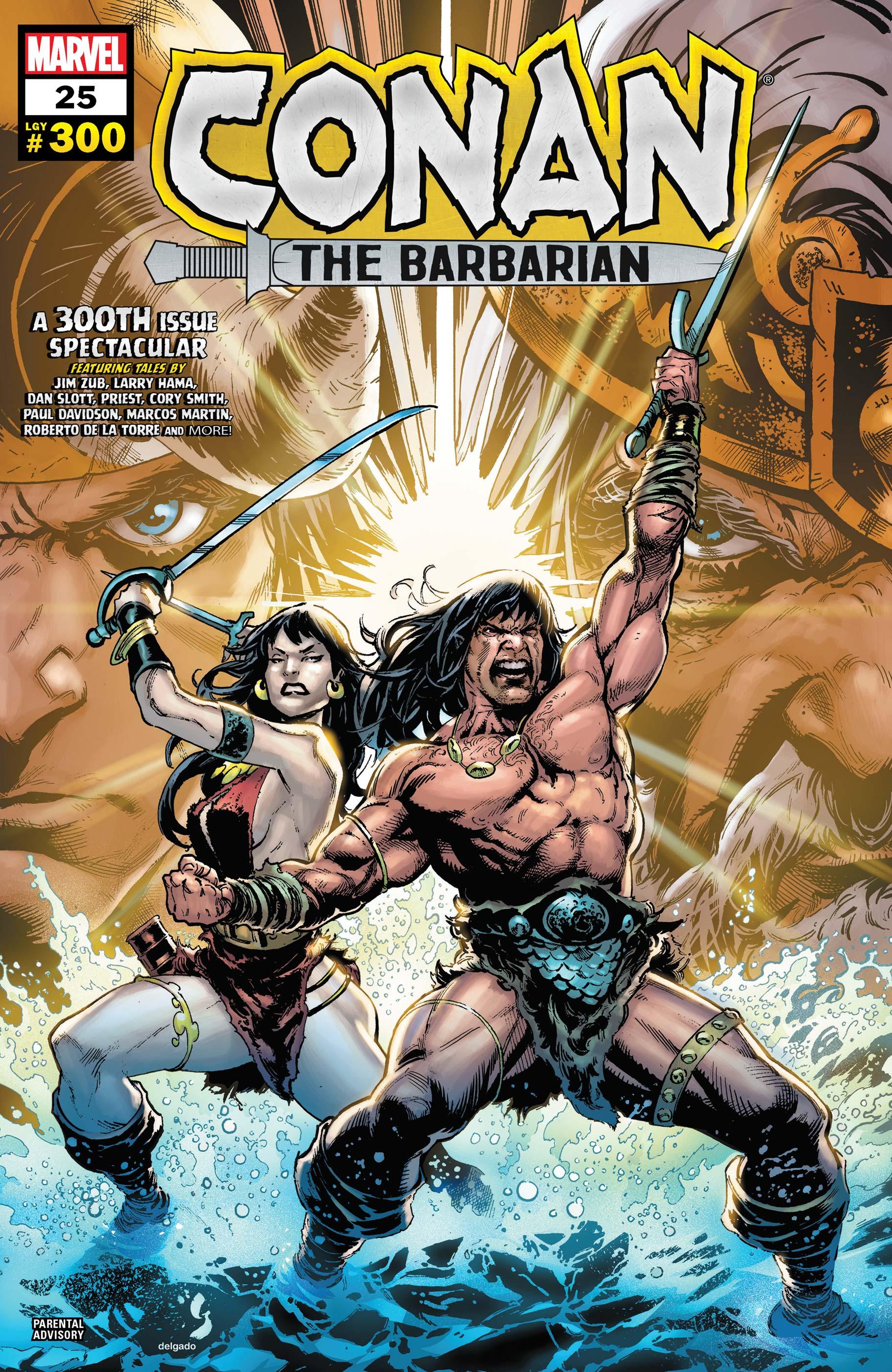 Conan the Barbarian (2019) #25