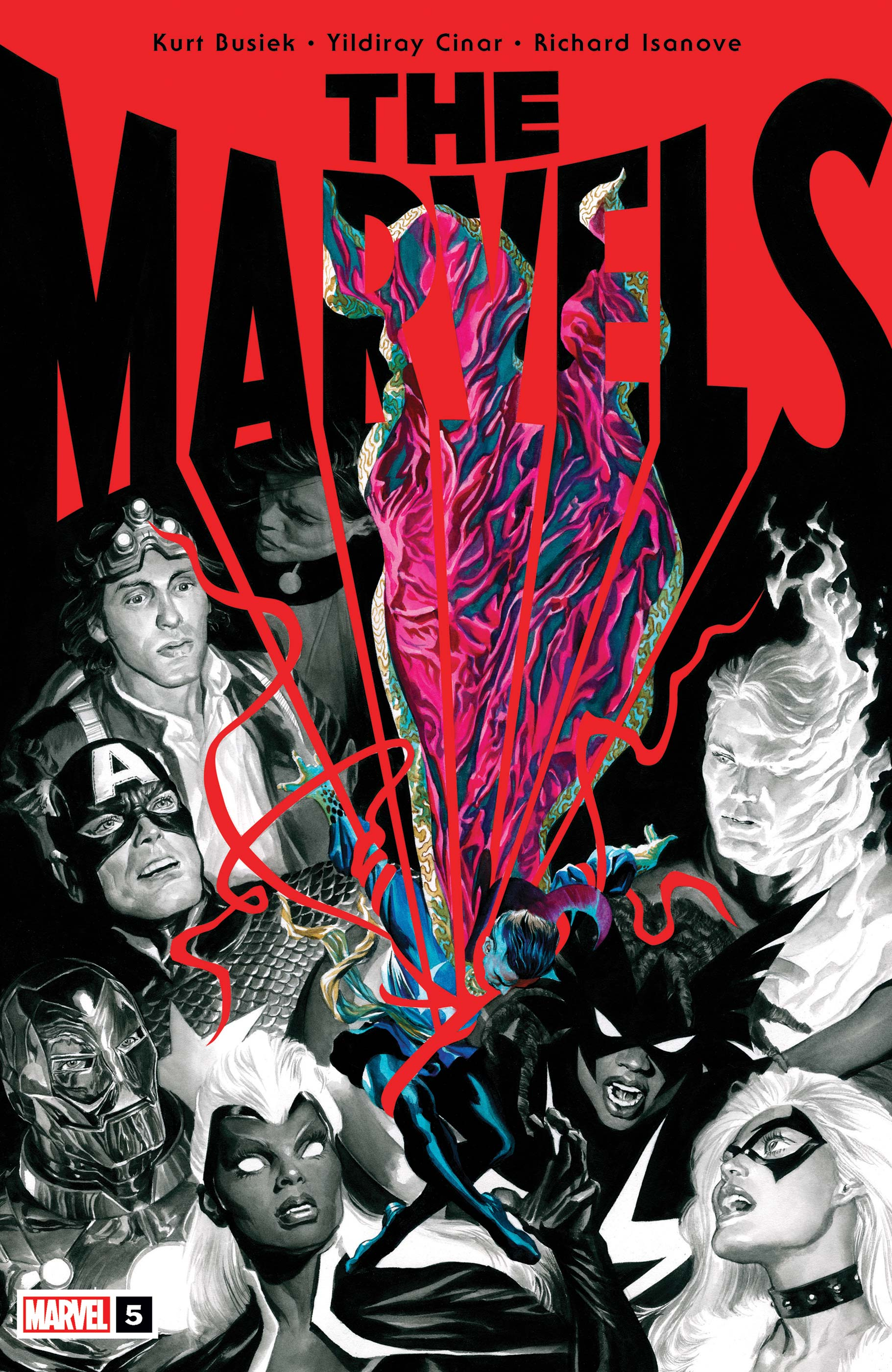 The Marvels (2021) #5