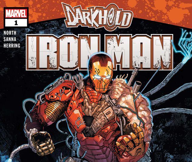 THE DARKHOLD: IRON MAN 1 #1