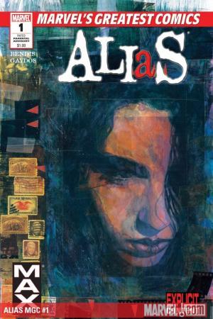 Alias MGC (2010) #1