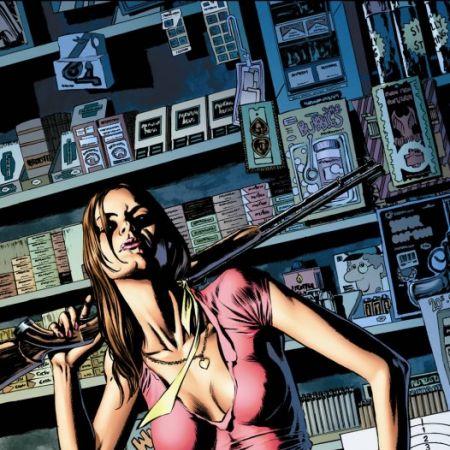 The Stand: Soul Survivors (2009) #1 (PERKINS VARIANT)