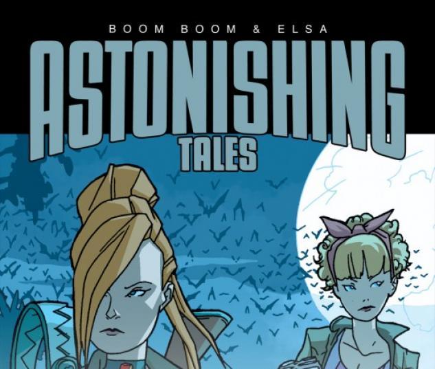 Astonishing Tales: One Shots (Boom Boom & Elsa) (2009) #1
