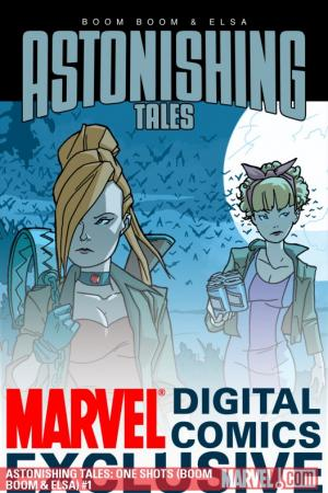 Astonishing Tales: Boom Boom & Elsa Bloodstone #1