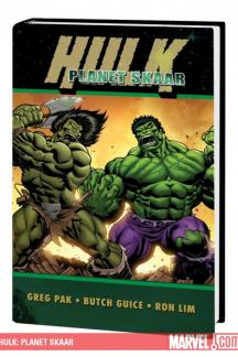 Hulk: Planet Skaar (Hardcover)