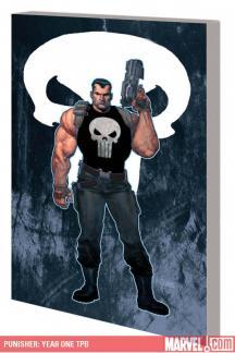 Punisher: Year One (Trade Paperback)