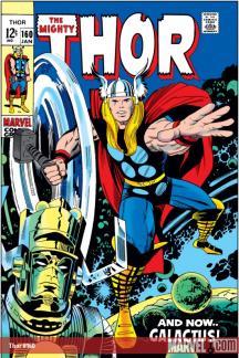 Thor (1966) #160