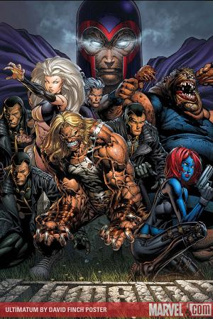 Ultimatum by David Finch Poster (2009) #1