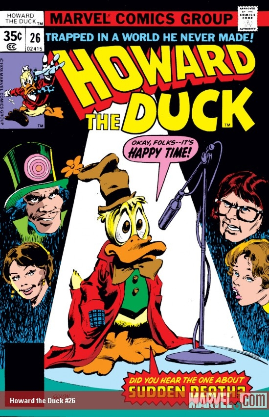 Howard the Duck (1976) #26