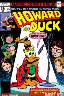 Howard the Duck #26