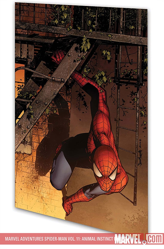 MARVEL ADVENTURES SPIDER-MAN VOL. 11: ANIMAL INSTINCT DIGEST (Digest)