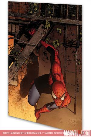 Marvel Adventures Spider-Man Vol. 11: Animal Instinct (Digest)